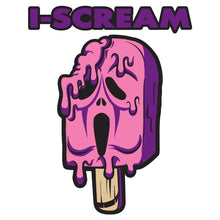 Load image into Gallery viewer, Movie The Food - I-Scream - Design Detail