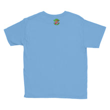 Load image into Gallery viewer, Movie The Food - The Fresh Mints Of Bel-Air Kid's T-Shirt - Light Blue - Back