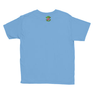 Movie The Food - The Fresh Mints Of Bel-Air Kid's T-Shirt - Light Blue - Back