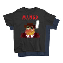 Load image into Gallery viewer, Movie The Food - Mango Unchained Kid's T-Shirt