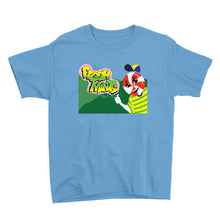Load image into Gallery viewer, Movie The Food - The Fresh Mints Of Bel-Air Kid's T-Shirt - Light Blue