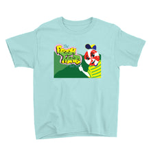 Load image into Gallery viewer, Movie The Food - The Fresh Mints Of Bel-Air Kid's T-Shirt - Teal Ice