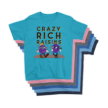 Load image into Gallery viewer, Movie The Food - Crazy Rich Raisins Kid's T-Shirt