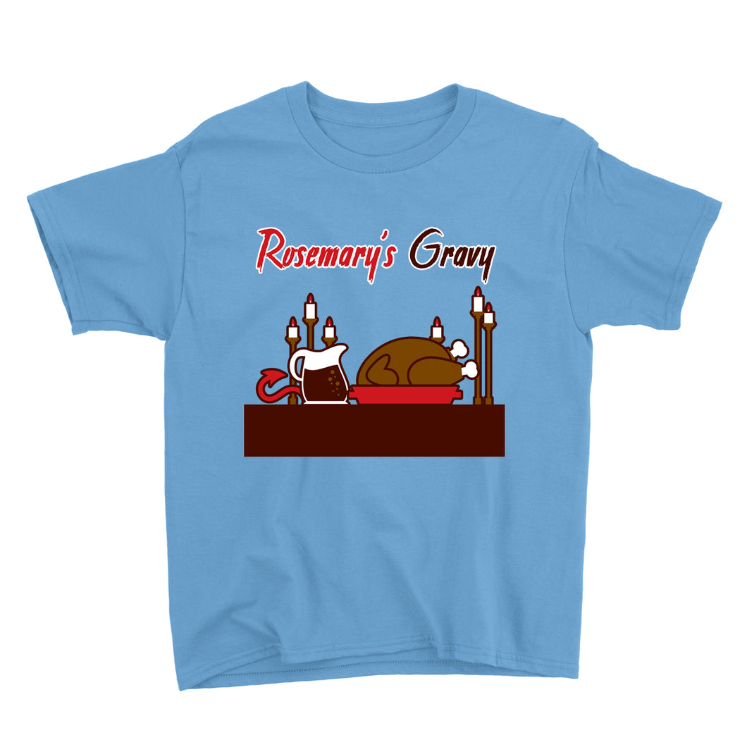 Movie The Food - Rosemary's Gravy Kid's T-Shirt