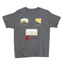 Load image into Gallery viewer, Movie The Food - V For Venfeta Kid's T-Shirt - Charcoal