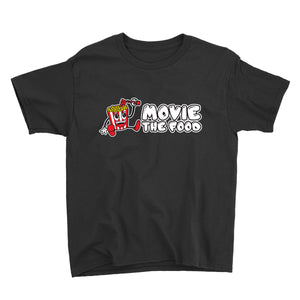 Movie The Food - Logo Kid's T-Shirt - Black