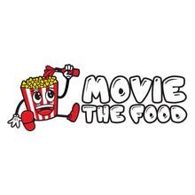 Load image into Gallery viewer, Movie The Food - Logo - Design Detail
