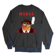 Load image into Gallery viewer, Movie The Food - Mango Unchained Long Sleeve T-Shirt