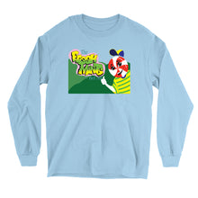 Load image into Gallery viewer, Movie The Food - The Fresh Mints Of Bel-Air Long Sleeve T-Shirt - Light Blue