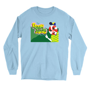 Movie The Food - The Fresh Mints Of Bel-Air Long Sleeve T-Shirt - Light Blue
