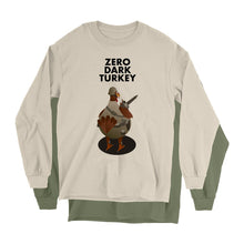 Load image into Gallery viewer, Movie The Food - Zero Dark Turkey Longsleeve T-Shirt