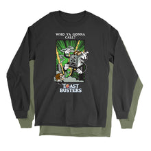 Load image into Gallery viewer, Movie The Food - Toastbusters Longsleeve T-Shirt