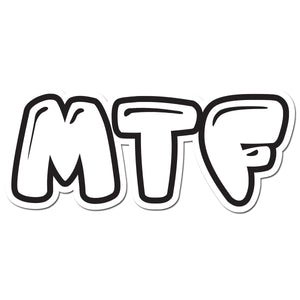 Movie The Food - MTF Logo - Design Detail
