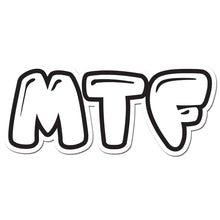 Load image into Gallery viewer, Movie The Food - MTF Logo - Design Detail