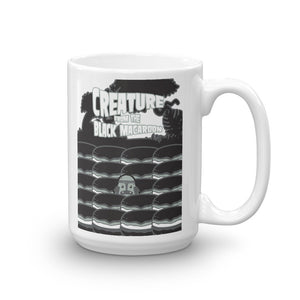 Movie The Food Creature From The Black Macaroon Mug White 15oz