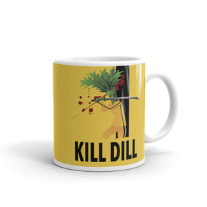 Movie The Food - Kill Dill Mug - Yellow - 11oz
