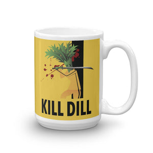 Movie The Food - Kill Dill Mug - Yellow - 15oz