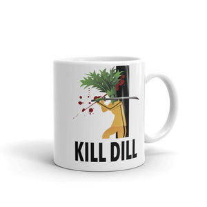 Movie The Food - Kill Dill Mug - White - 11oz
