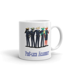 Movie The Food Pholice Academy Mug 11oz - White