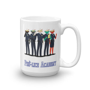 Movie The Food Pholice Academy Mug 15oz - White
