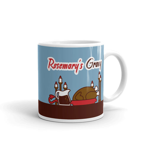 Movie The Food Rosemary's Gravy Mug Sky 11oz