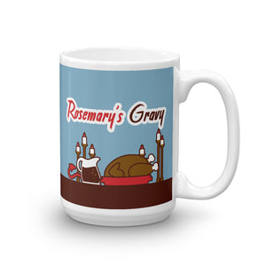 Movie The Food Rosemary's Gravy Mug Sky 15oz
