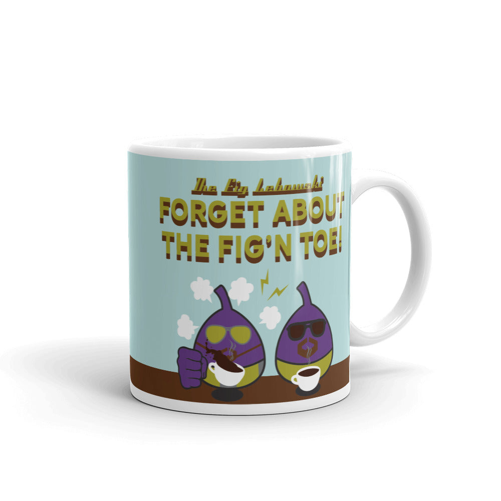 Movie The Food The Fig Lebowski Mug Sky 11oz