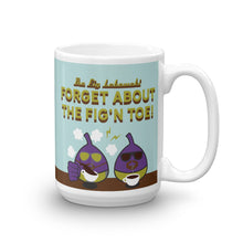 Load image into Gallery viewer, Movie The Food The Fig Lebowski Mug Sky 15oz