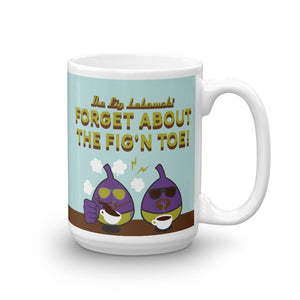 Movie The Food The Fig Lebowski Mug Sky 15oz