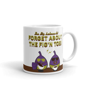 Movie The Food The Fig Lebowski Mug White 11oz