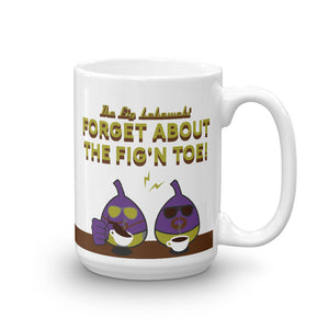 Movie The Food The Fig Lebowski Mug White 15oz