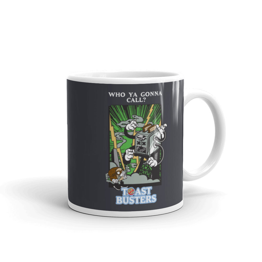 Movie The Food Toastbusters Mug - 11oz