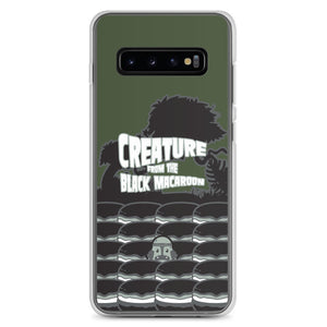 Movie The Food Creature From The Black Macaroon Samsung Galaxy S10+ Phone Case