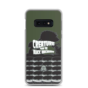 Movie The Food Creature From The Black Macaroon Samsung Galaxy S10e Phone Case
