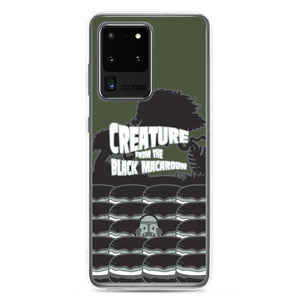 Movie The Food Creature From The Black Macaroon Samsung Galaxy S20 Ultra Phone Case