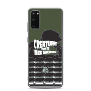 Movie The Food Creature From The Black Macaroon Samsung Galaxy S20 Phone Case