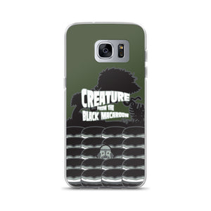 Movie The Food Creature From The Black Macaroon Samsung Galaxy S7 Edge Phone Case