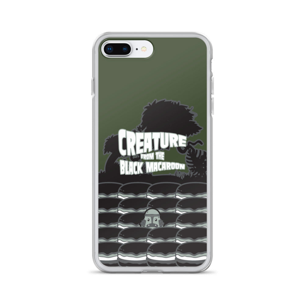 Movie The Food Creature From The Black Macaroon iPhone 7 Plus/8 Plus Phone Case