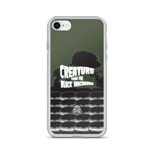 Movie The Food Creature From The Black Macaroon iPhone 7/8 Phone Case