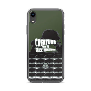 Movie The Food Creature From The Black Macaroon iPhone XR Phone Case