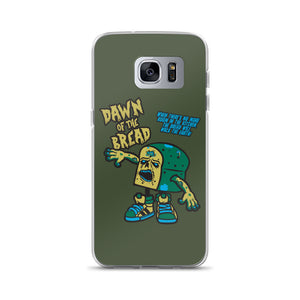 Movie The Food Dawn Of The Bread Samsung Galaxy S7 Edge Phone Case