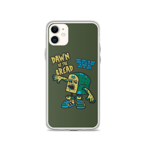Movie The Food Dawn Of The Bread iPhone 11 Phone Case