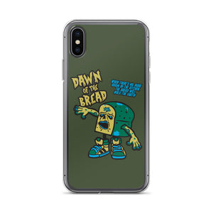 Movie The Food Dawn Of The Bread iPhone X/XS Phone Case