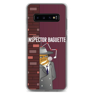 Movie The Food - Inspector Baguette - Samsung Galaxy S10+ Phone Case