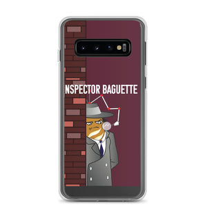 Movie The Food - Inspector Baguette - Samsung Galaxy S10 Phone Case
