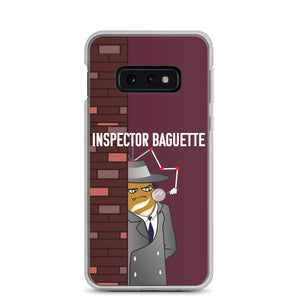 Movie The Food - Inspector Baguette - Samsung Galaxy S10e Phone Case