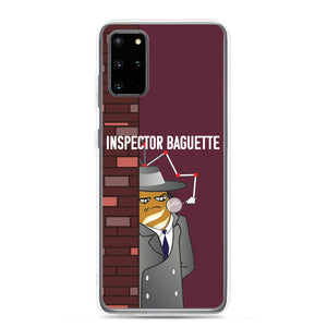 Movie The Food - Inspector Baguette - Samsung Galaxy S20 Plus Phone Case