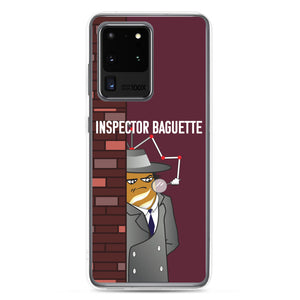 Movie The Food - Inspector Baguette - Samsung Galaxy S20 Ultra Phone Case