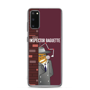 Movie The Food - Inspector Baguette - Samsung Galaxy S20 Phone Case