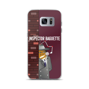 Movie The Food - Inspector Baguette - Samsung Galaxy S7 Edge Phone Case